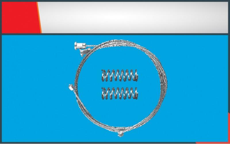 GOLF WINDOW REGULATOR CABLE REAR RIGHT/LEFT