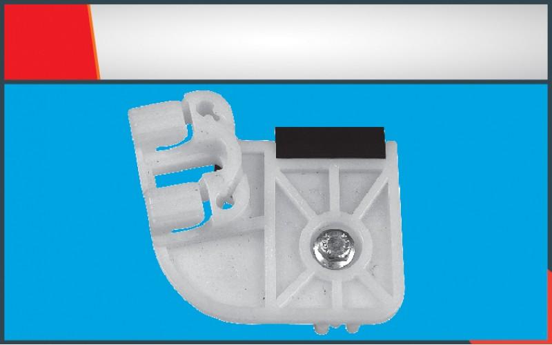 POLO NEW MODEL WINDOW REGULATOR CLIP COMPLETELY FRONT LEFT LA