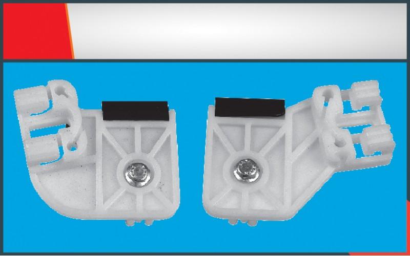 POLO NEW MODEL WINDOW REGULATOR CLIPS FRONT- LEFT LAB SET