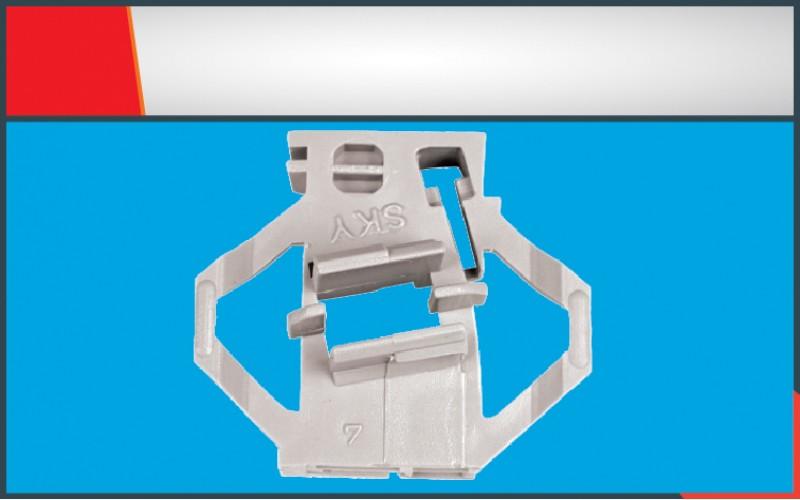 POLO CLASSIC WINDOW REGULATOR CLIP FRONT- LEFT (7)