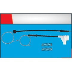 POLO CLASSIC OLD MODEL WINDOW REGULATOR CABLE REAR...