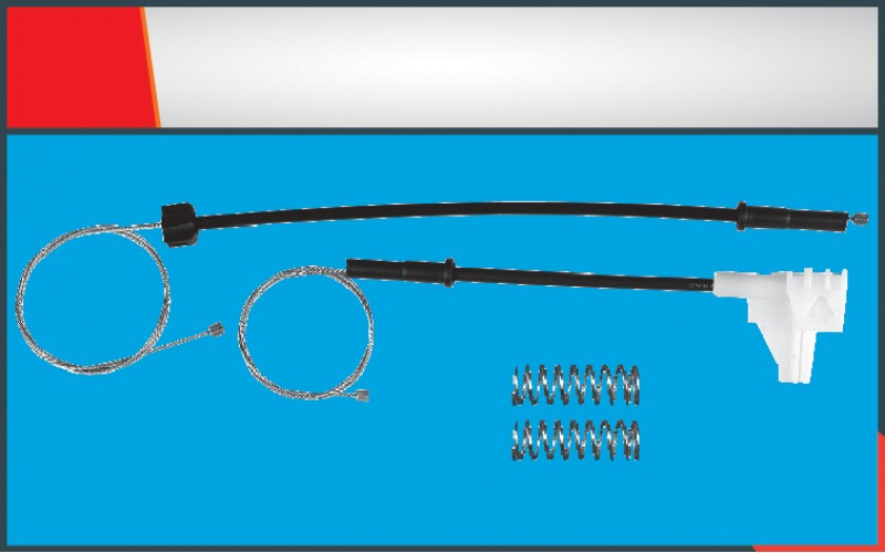 POLO CLASSIC OLD MODEL WINDOW REGULATOR CABLE REAR RIGHT
