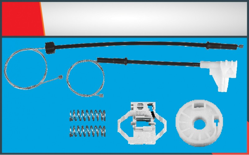 POLO CLASSIC OLD MODEL WINDOW REGULATOR CABLE REAR RIGHT SET