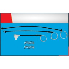 POLO CLASSIC NEW MODEL WINDOW REGULATOR CABLE FRON...