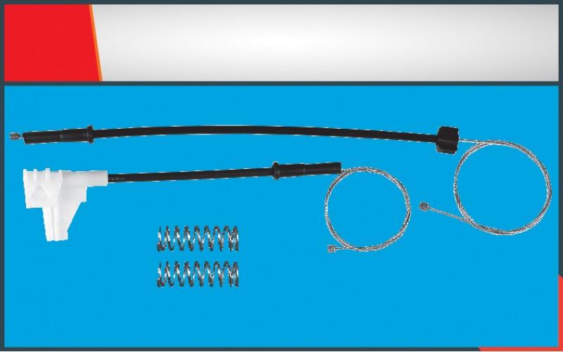 POLO CLASSIC NEW MODEL WINDOW REGULATOR CABLE REAR LEFT