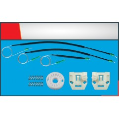 BEETLE WINDOW REGULATOR CABLE FRONT LEFT-RIGHT SET
