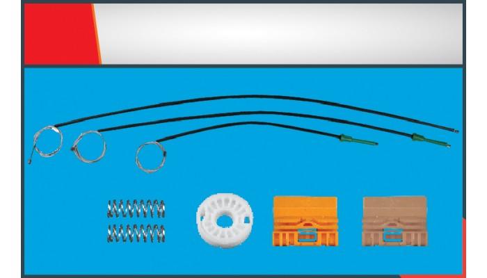 TOUAREG WINDOW REGULATOR CABLE  REAR RIGHT/LEFT SE...