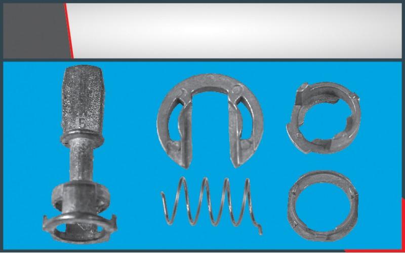 DOOR LOCK LOCKING BAR MINI (5) SET (39mm)