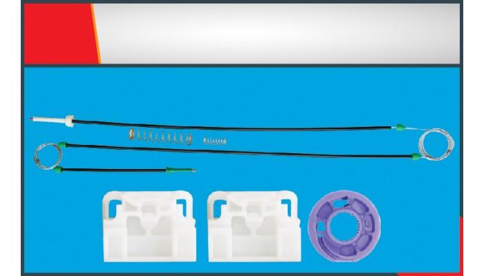 A3 2 KAPALI CAM KRİKO TELİ ÖN SOL SET
