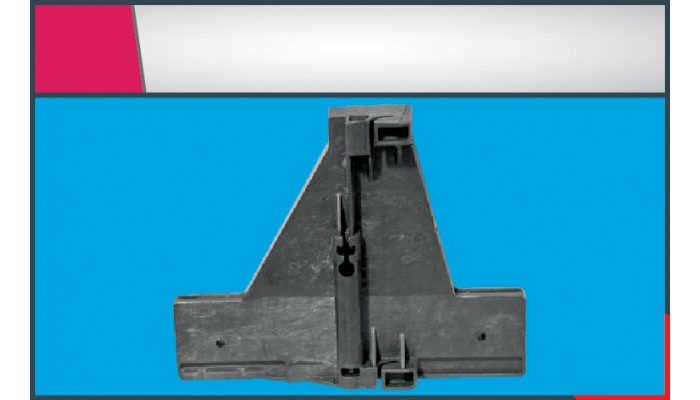 A3 CAM KRİKO PLASTİĞİ ARKA SOL