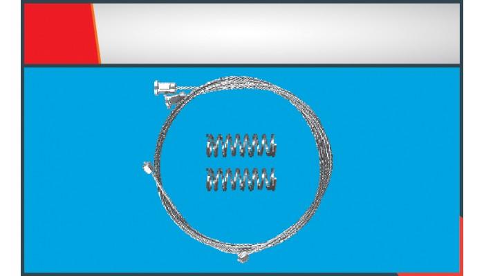 FABIA WINDOW REGULATOR CABLE REAR RIGHT/LEFT