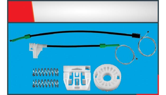 OCTAVIA NEW MODEL WINDOW REGULATOR CABLE REAR LEFT...