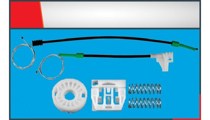 OCTAVIA NEW MODEL WINDOW REGULATOR CABLE REAR RIGH...