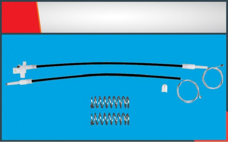 MEGANE 1 COUPE WINDOW REGULATOR CABLE LEFT