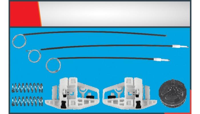 MEGANE 2 WINDOW REGULATOR CABLE FRONT- RIGHT SET