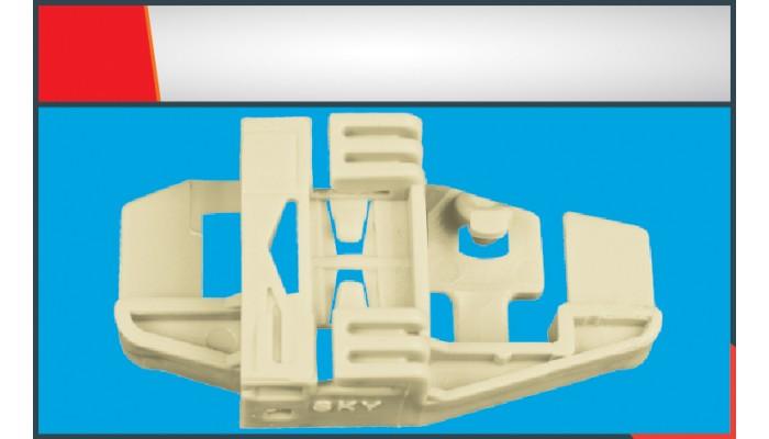XSARA/XSARA PICASSO WINDOW REGULATOR  CLIP FRONT R...