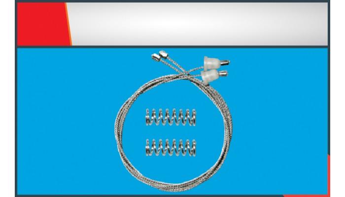 E 90 WINDOW REGULATOR CABLE REAR RIGHT/LEFT