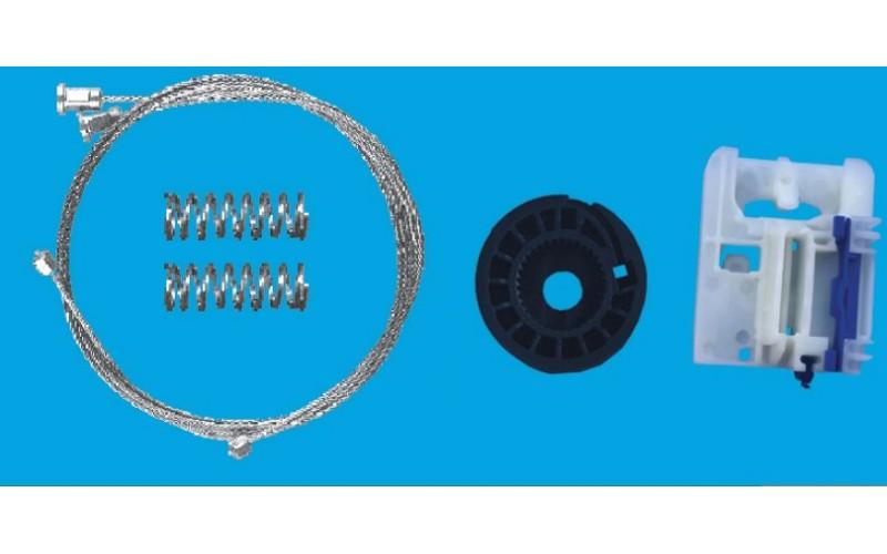 FOCUS(2011-2013) WINDOW REGULATOR CABLE REAR RIGHT SET