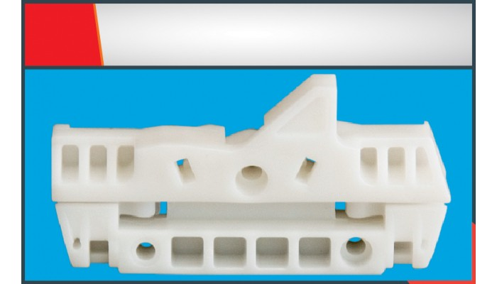 CORSA 2010 MODEL WINDOW REGULATOR CLIP LEFT