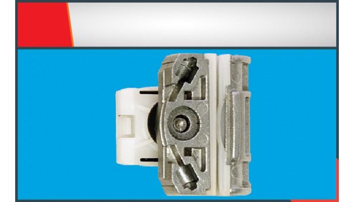 S320 WINDOW REGULATOR METAL(ZAMAK) CLIP RIGHT