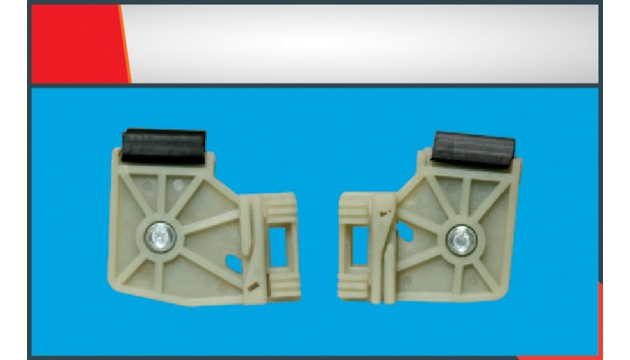 VITO WINDOW REGULATOR CLIPS WITH COMPLETELY SET