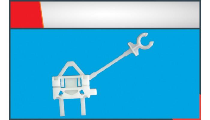 DOBLO NEW MODEL WINDOW REGULATOR CLIP LEFT