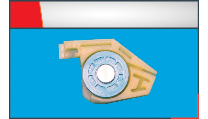 DOBLO NEW MODEL WINDOW REGULATOR PLASTIC COVER OF ...