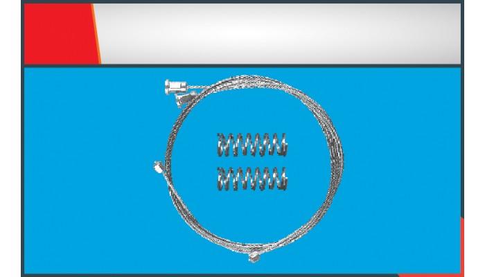 DOBLO 2011 WINDOW REGULATOR CABLE REAR RIGHT/LEFT