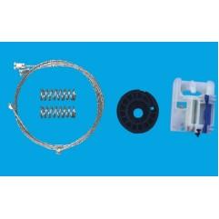 FIAT EGEA WINDOW REGULATOR CABLE REAR RIGHT SET