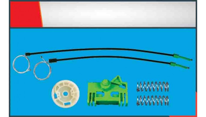 306 WINDOW REGULATOR CABLE RIGHT SET
