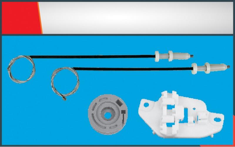 ACCENT NEW MODEL WINDOW REGULATOR CABLE FRONT LEFT SET
