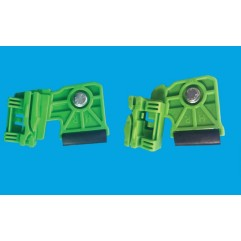 İ 30 (2010) WINDOW REGULATOR CLIPS FRONT RAB SET