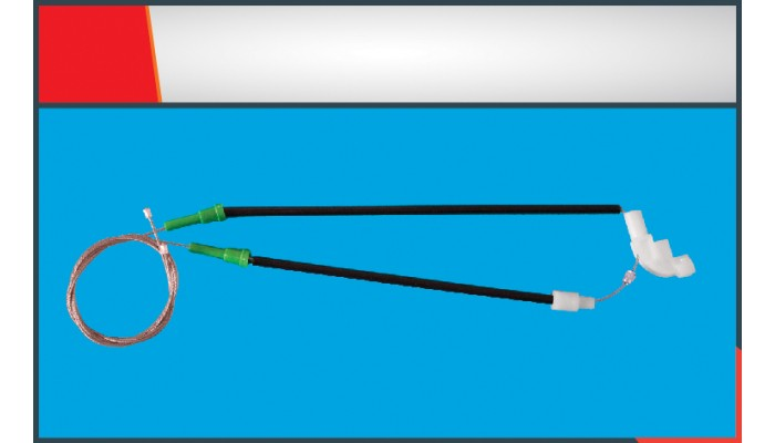 VOLVO (2003) WINDOW REGULATOR CABLE FRONT RIGHT