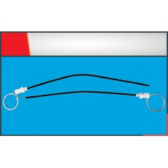NISSAN PARTFINDER WINDOW REGULATOR CABLE REAR RIGH...