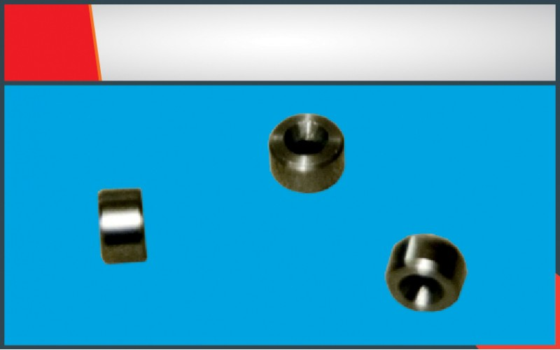 UNIVERSAL PIN - 6mm x 3.5mm  Ø 1.8