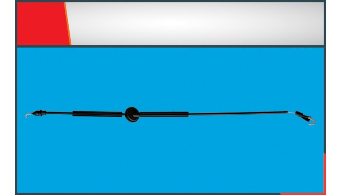 PASSAT NEW MODEL DOOR LOCK LATCH BOWDEN CABLE FRON...