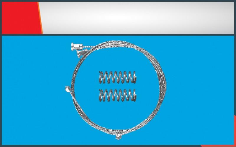 LEON OLD MODEL WINDOW REGULATOR CABLE REAR RIGHT/LEFT
