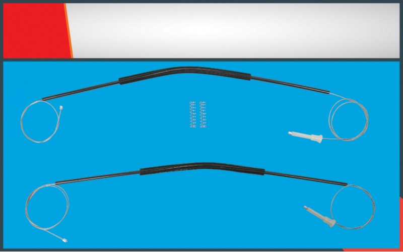 MASTER 3 WINDOW REGULATOR CABLE RIGHT/LEFT