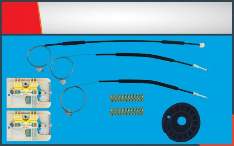 FOCUS(2011-2013) WINDOW REGULATOR CABLE FRONT LEFT SET