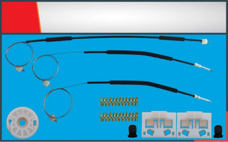 CHEVROLET CRUZE WINDOW REGULATOR CABLE FRONT LEFT KIT