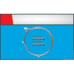 FIAT EGEA WINDOW REGULATOR CABLE REAR LEFT/RIGHT