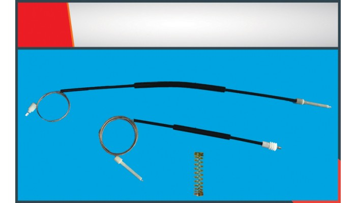 VOLVO C70 COUPE WINDOW REGULATOR CABLE RIGHT/LEFT