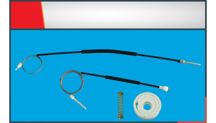 VOLVO C70 COUPE WINDOW REGULATOR CABLE LEFT RIGHT ...